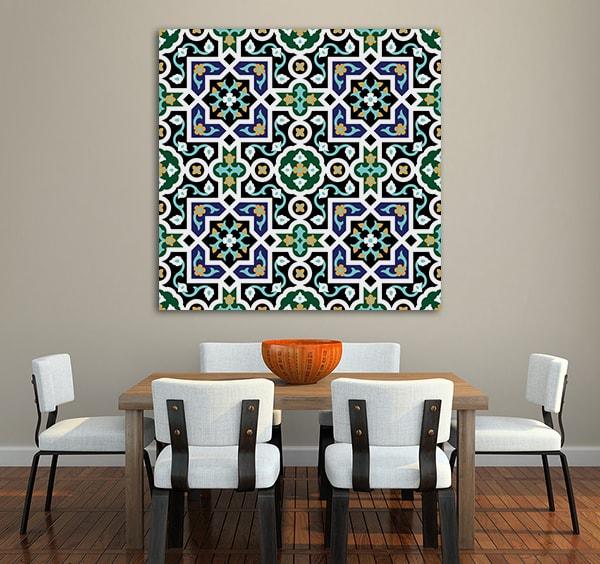 Islam Pattern Artwork