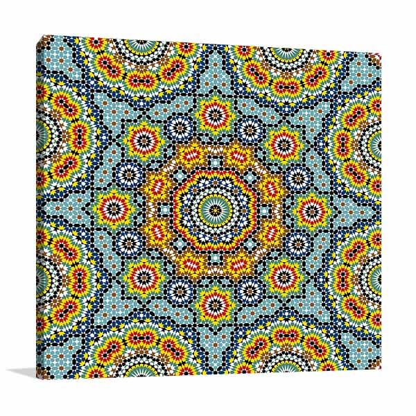 Islamic Mosaic Art Prints