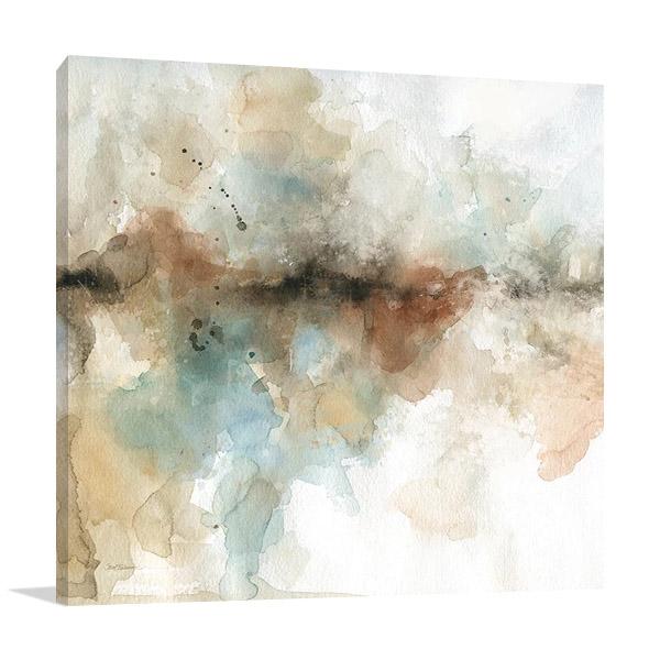 Island Mist I Wall Print | Carol Robinson