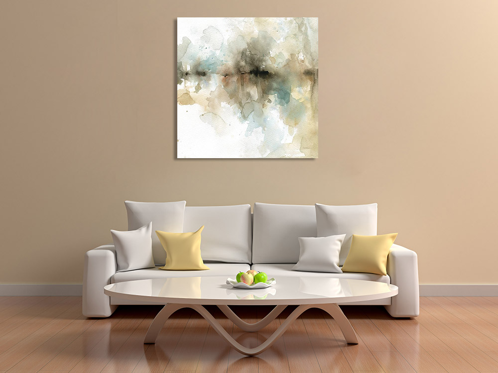 Abstract Watercolour Online Art Print