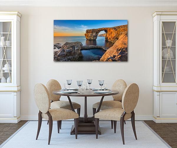 Island Of Gozo Prints Canvas