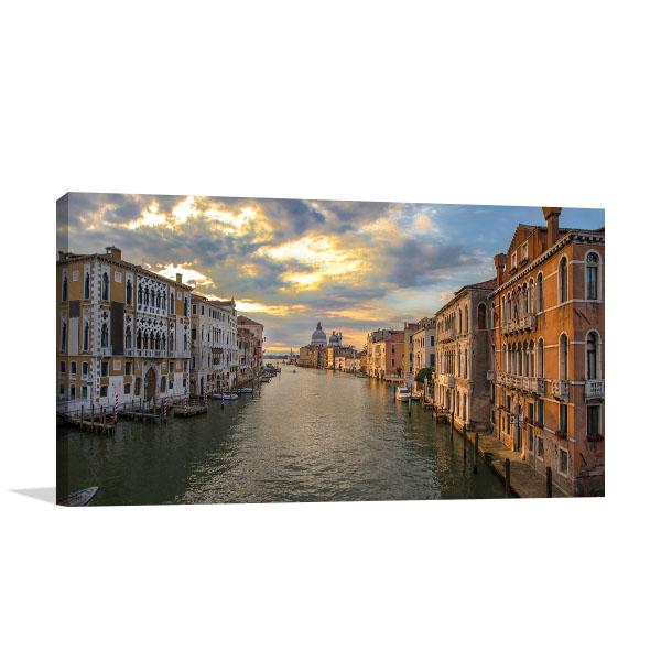 Italy Beauty Canvas Art