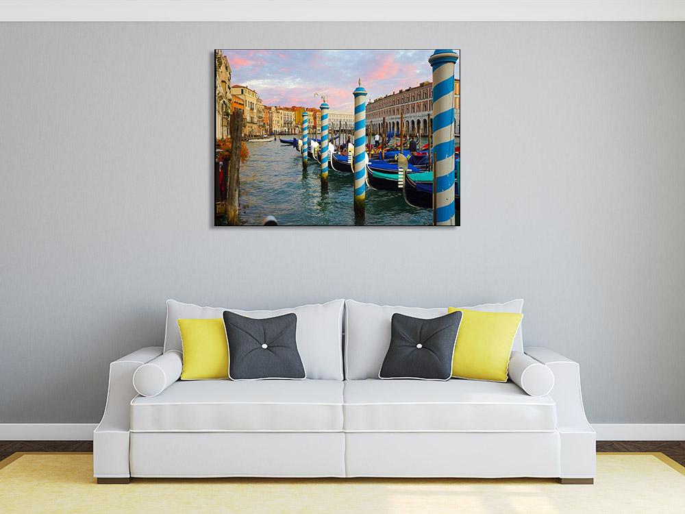 Skyline Venice Photography Print