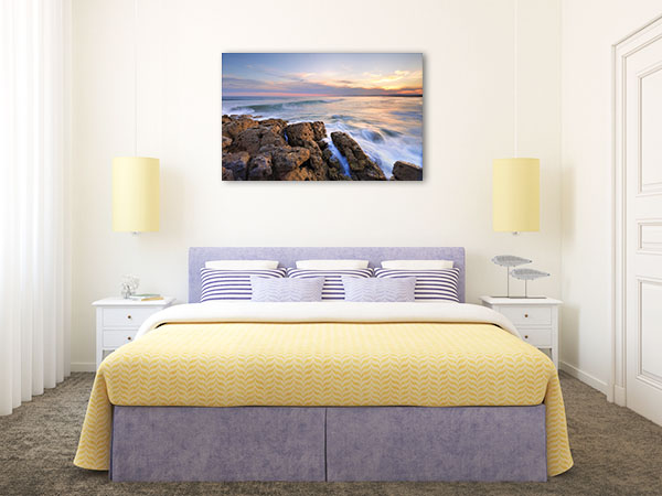 Jervis Bay Territory Wall Print Bherwere Beach Picture Canvas