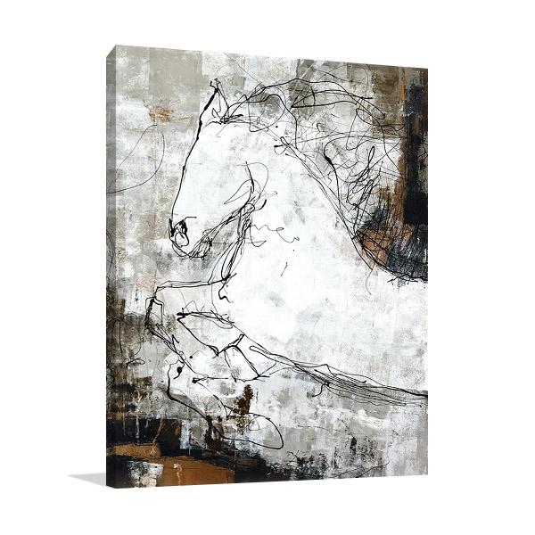 Jumper Wall Print on Canvas | Altamura