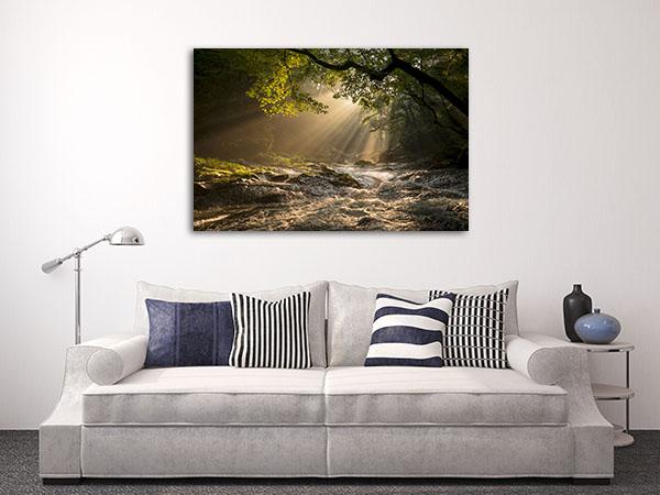 Kikuchi Valley Canvas Prints