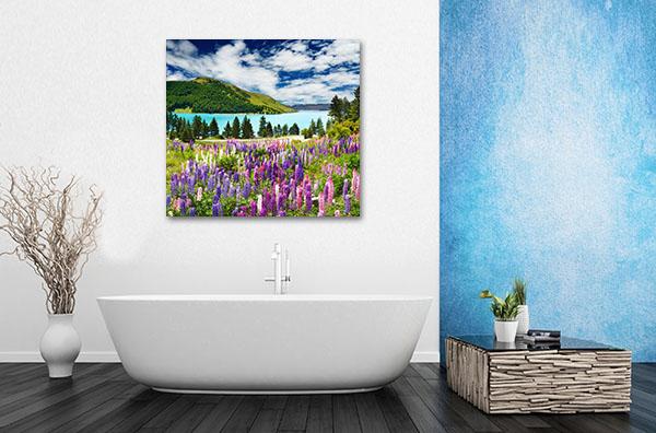 Lake Tekapo Art Prints