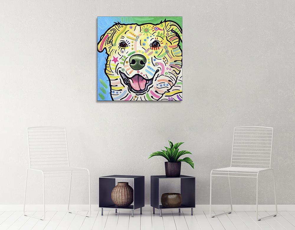 Canvas Print Animal Art