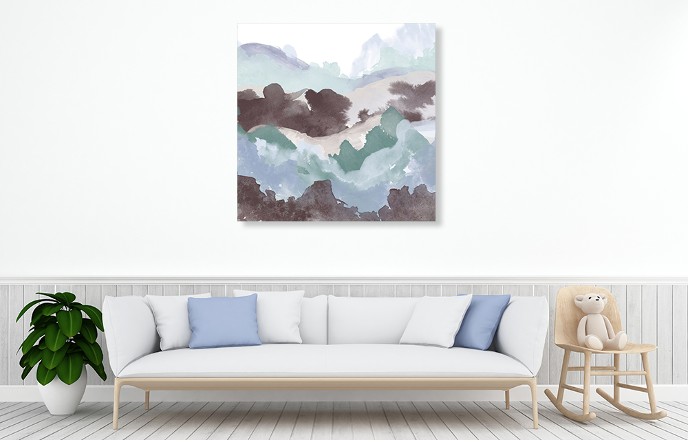 Australia Online Print Canvas