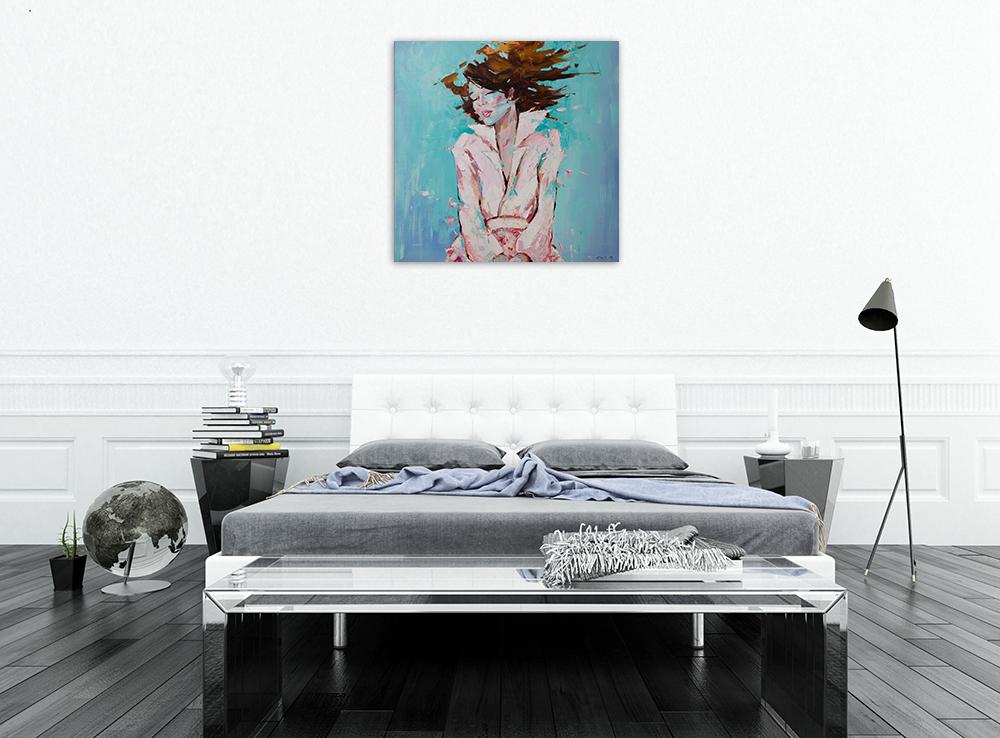 Paintings on Canvas | Li Zhou