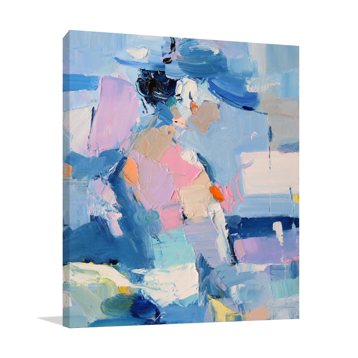 Oil on Canvas | Li Zhou Paintings