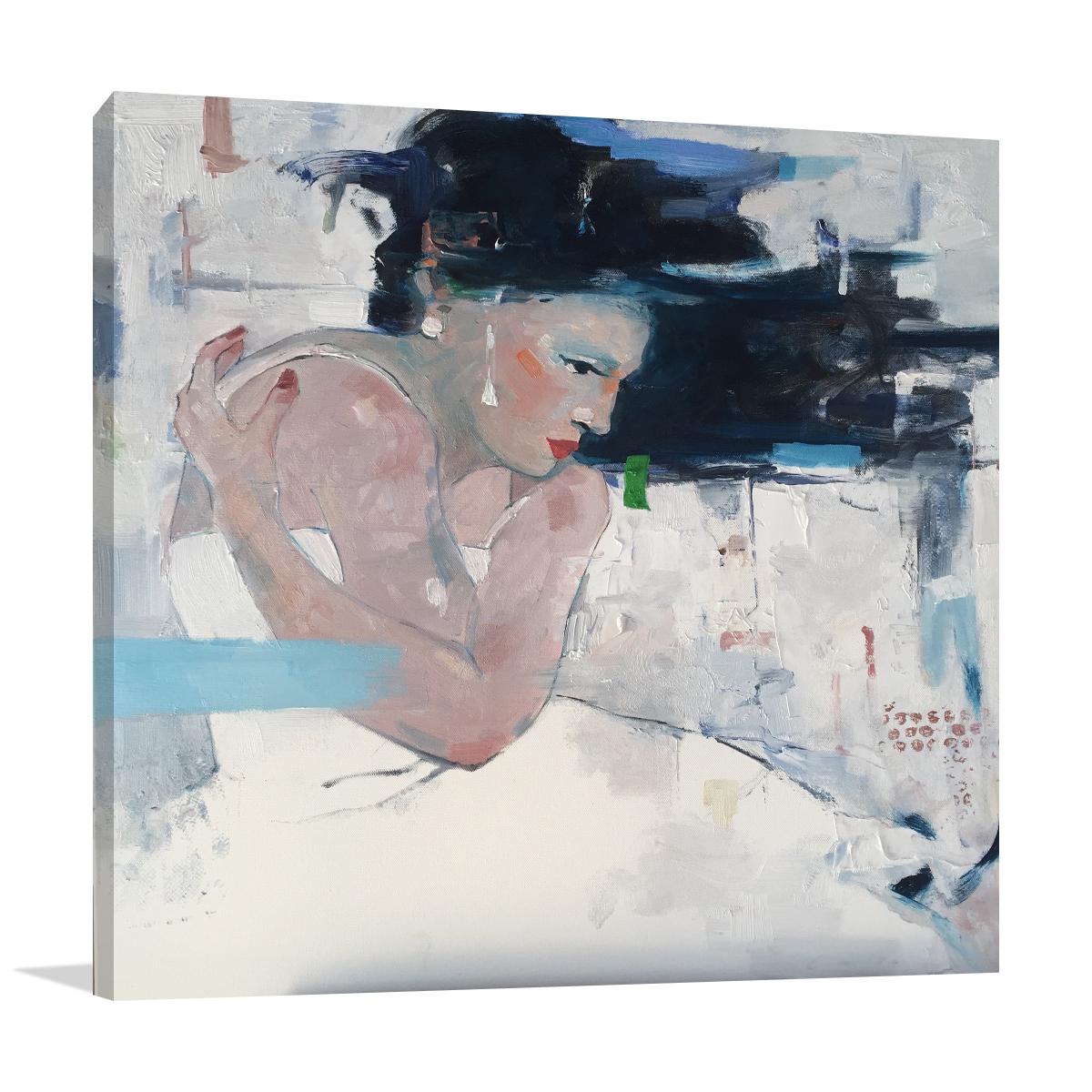 Li Zhou Paintings | Self Worth