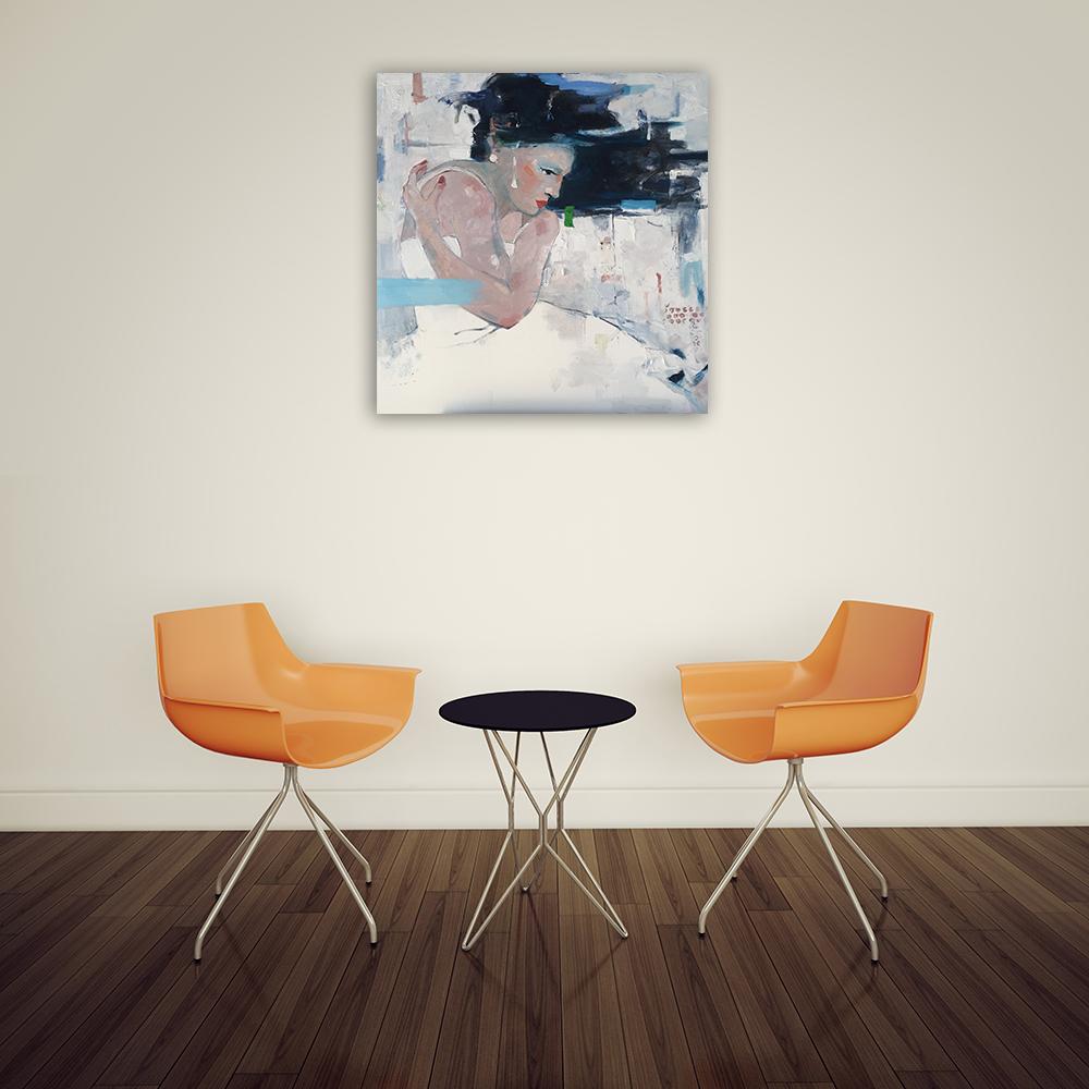 Ready To Hang | Li Zhou Artworks