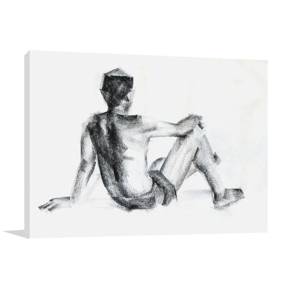 Life Figure Canvas Prints