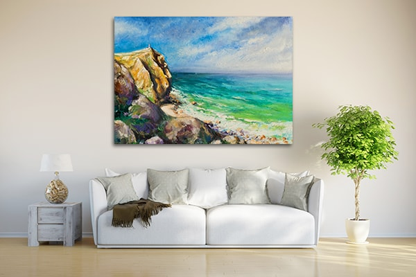Lighthouse Canvas Art Prints