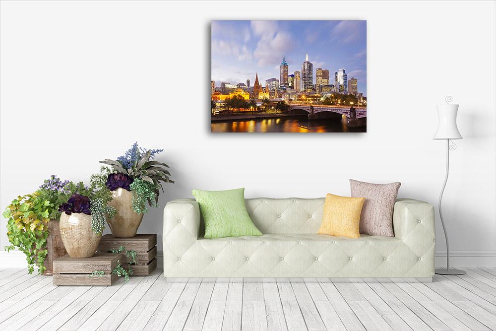 Melbourne Photography Cityscape Print