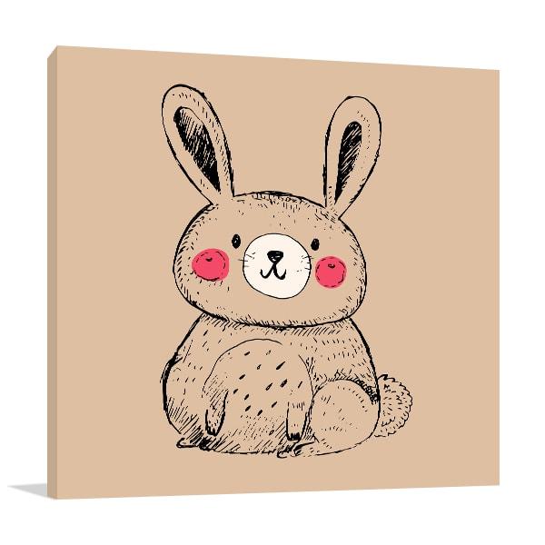 Little Bunny Artwork