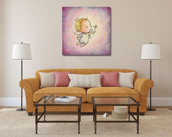 Little Fairy Wall Art