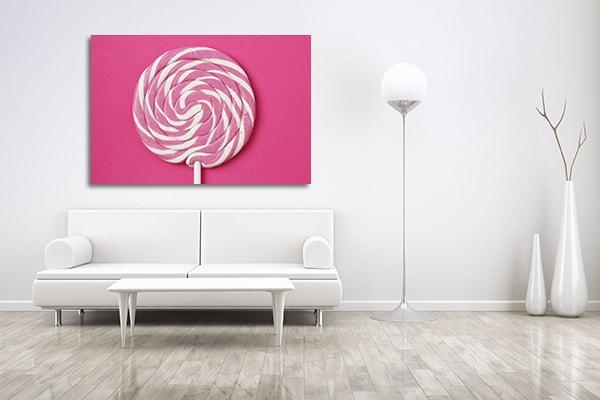 Lollipop Wall Art