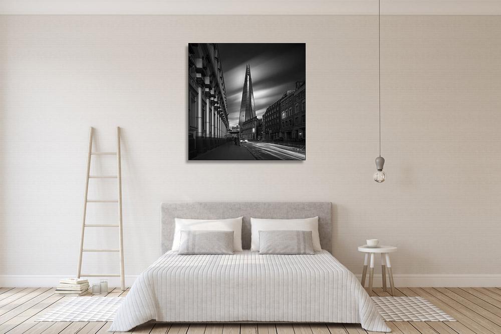 Black and White Wall Art Print