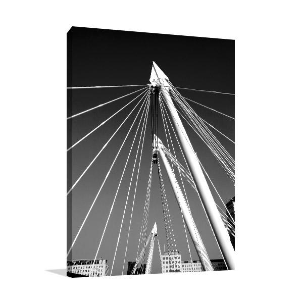 London Bridge Picture Wall