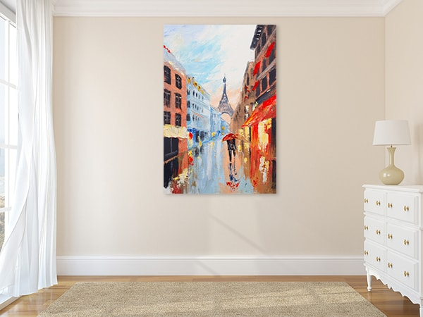 Lovely Couple Prints Canvas