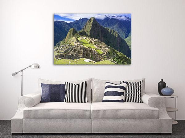 Machu Picchu Wall Art