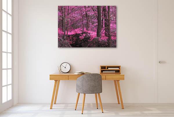 Magic Wood Art Prints