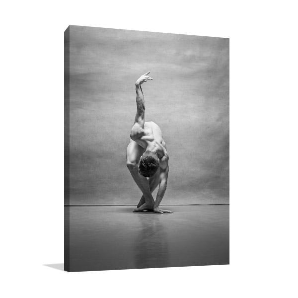 Male Ballet Wall Art