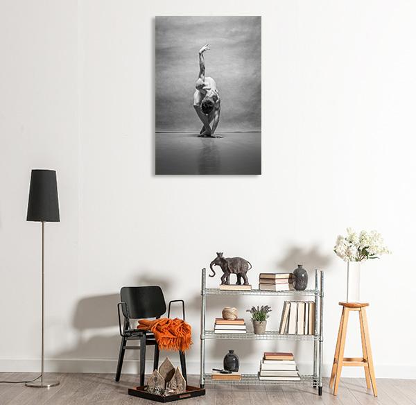 Male Ballet Artwork