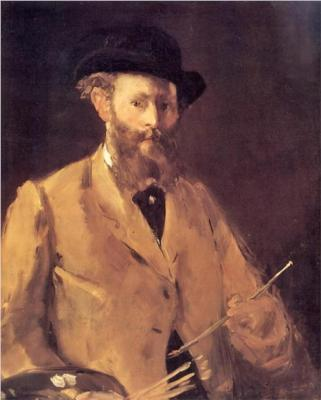 Manet reproduction artworks