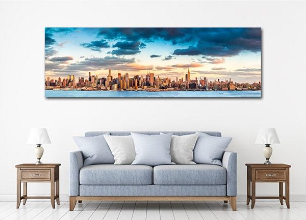 Manhattanhenge Prints Canvas