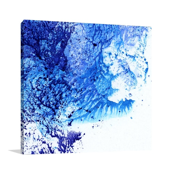 Marble Imitation Wall Art