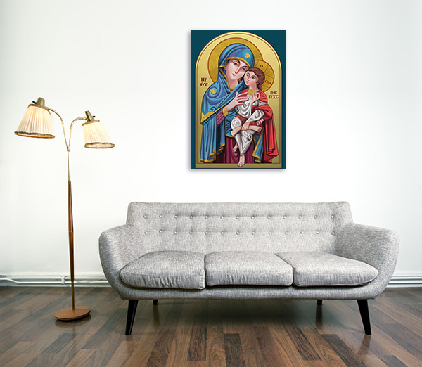 Mary Mother Of God Wall Art