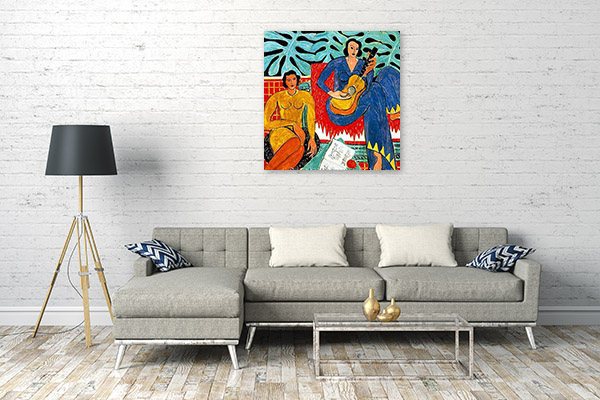 Matisse Paintings Hand Painted Canvas