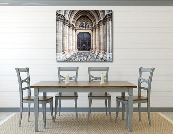 Matthias Church Wall Art Print Canvas Prints