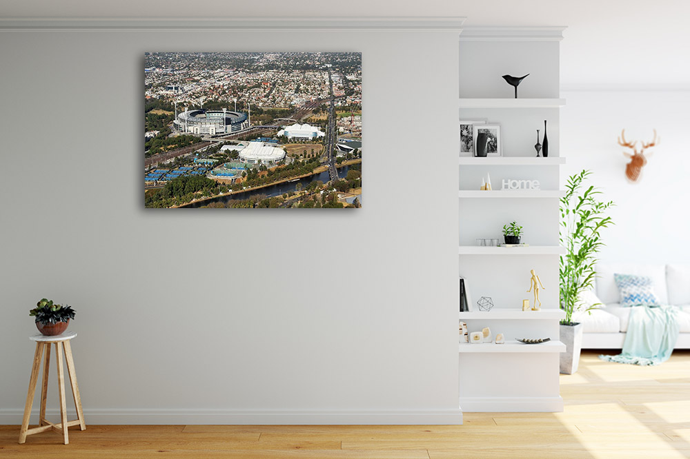 Print on Canvas Landmark Photography