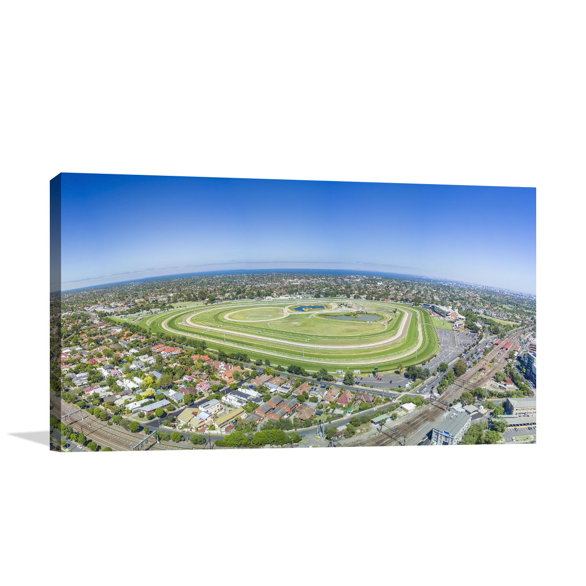 Melbourne Art Print Caulfield North