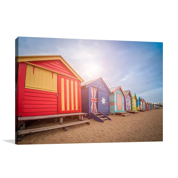 Melbourne Brighton Beach Australia