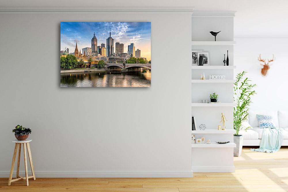 Cityscape Photography Print Melbourne