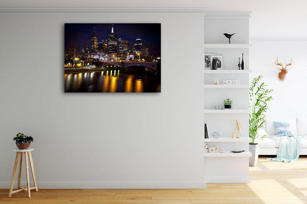 Night Photography Cityscape Prints