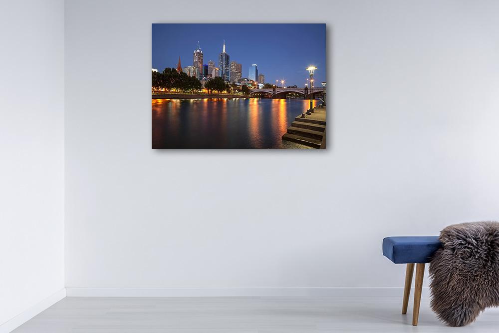 Australia Wall Canvas Art Print