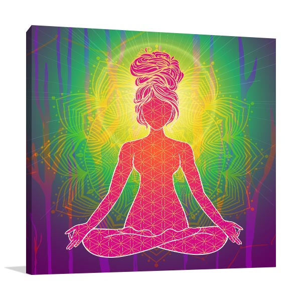 Mental Physical Canvas Art Prints