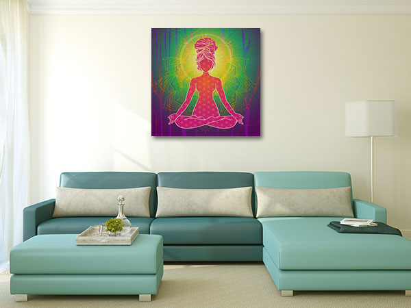 Mental Physical Prints Canvas