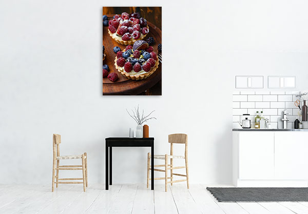 Mini Tarts Prints Canvas