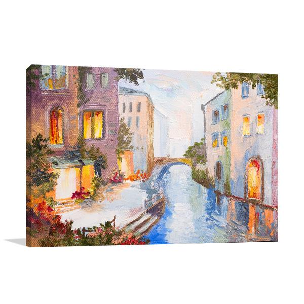 Modern Venice Art Prints