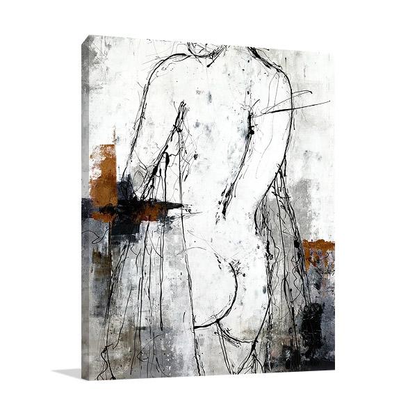 Modesty Wall Art Print | Altamura
