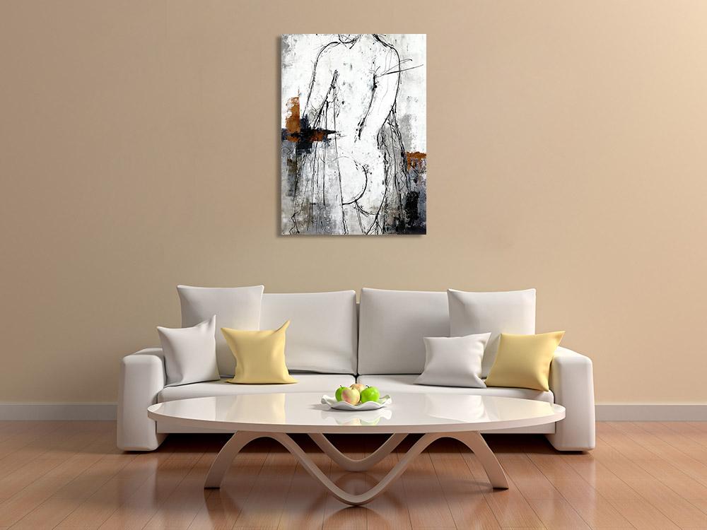 Figurative Contemporary Art on Canvas