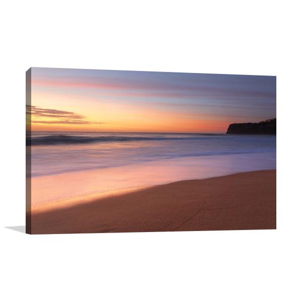 Mona Vale Beach Canvas Art Prints