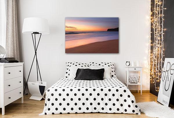 Mona Vale Beach Canvas Prints